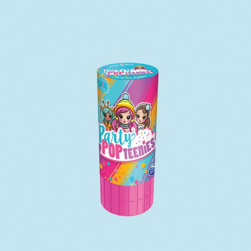 Levně Spin Master Party tuba s konfetami a panenkou