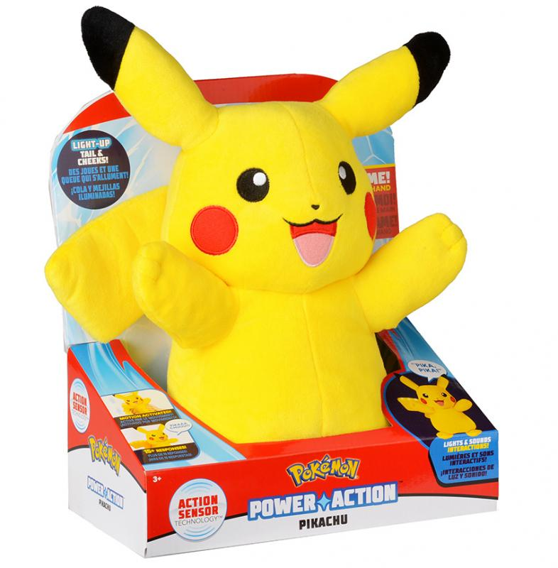 Wicked Cool Toys Pokémon Pikachu s funkcemi