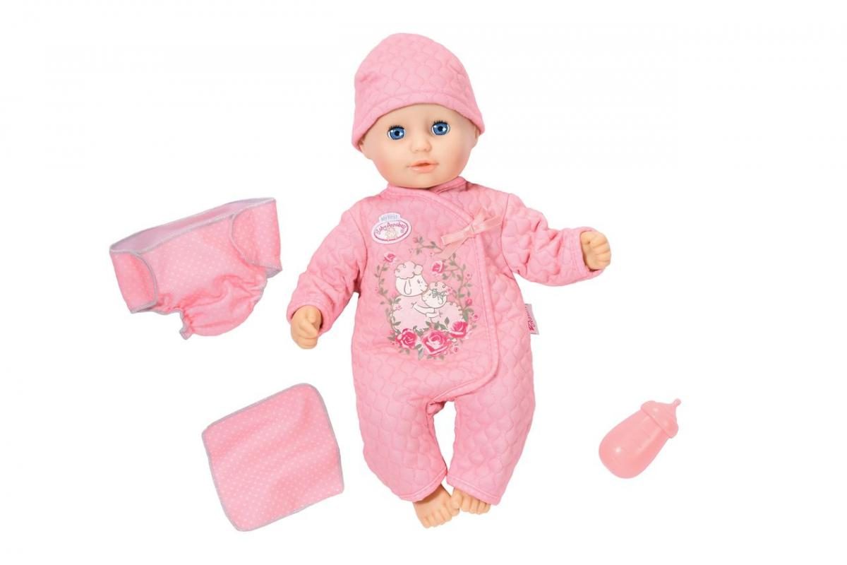 ea6990b035fef Zapf Creation My First Baby Annabell Baby Fun