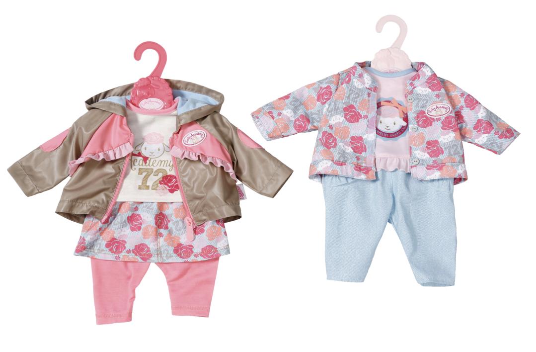 Baby Annabell® Džínové oblečení, 2 druhy