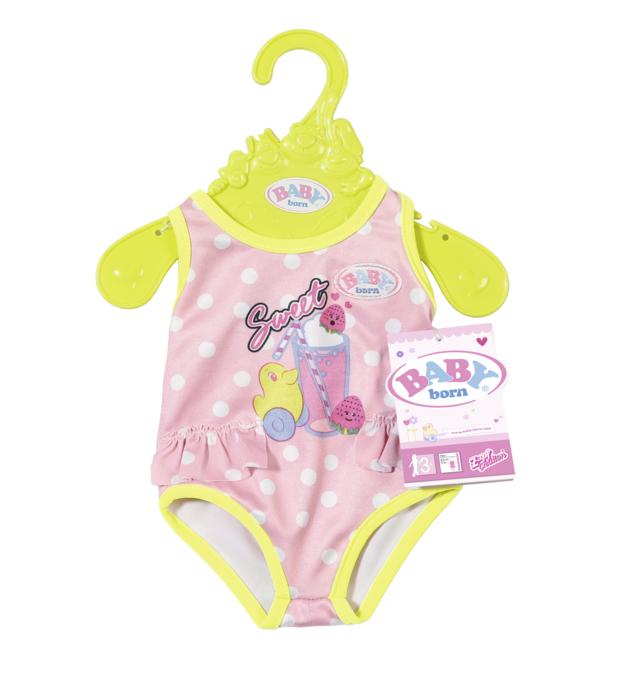 Zapf Creation BABY born® Plavky, 2 druhy