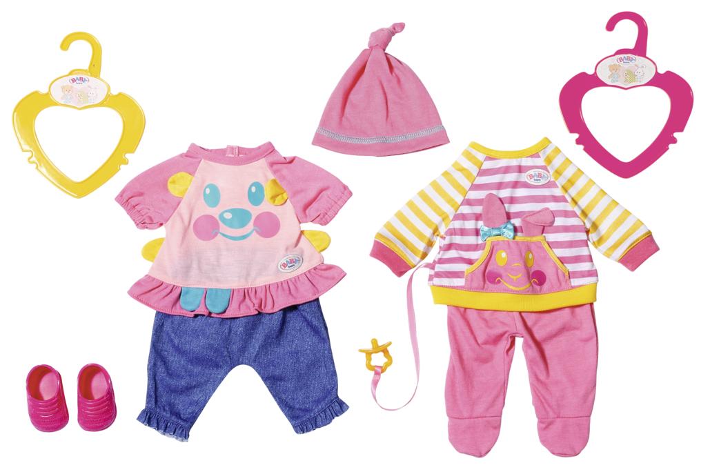 BABY born Little Oblečení na hraní, 2 druhy, 36 cm