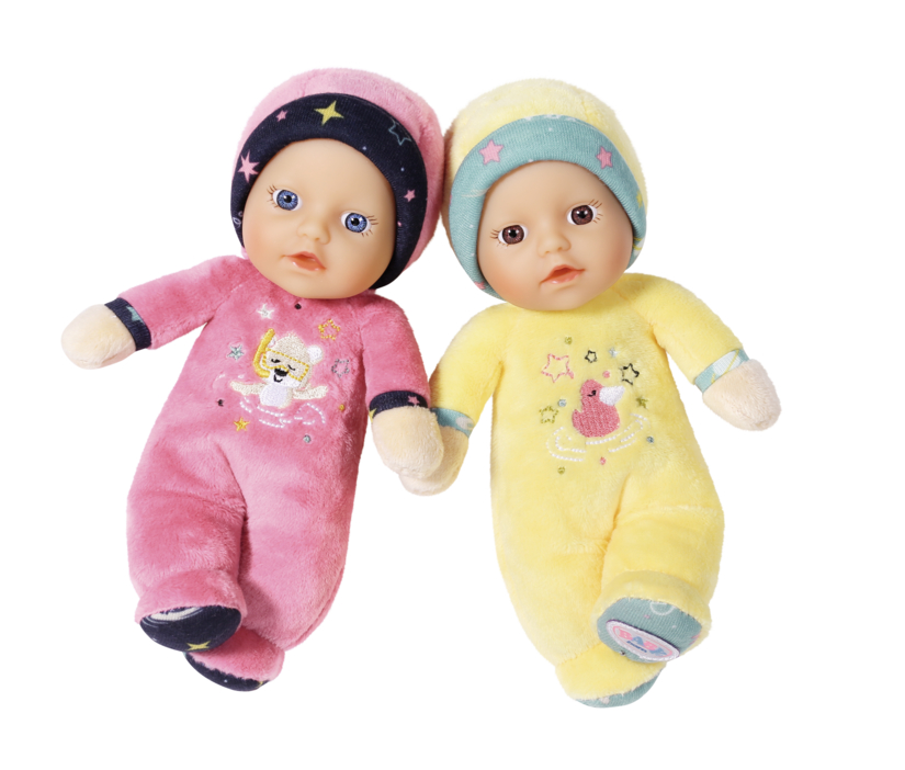 BABY born for babies, Mazlíček, 2 druhy, 18 cm