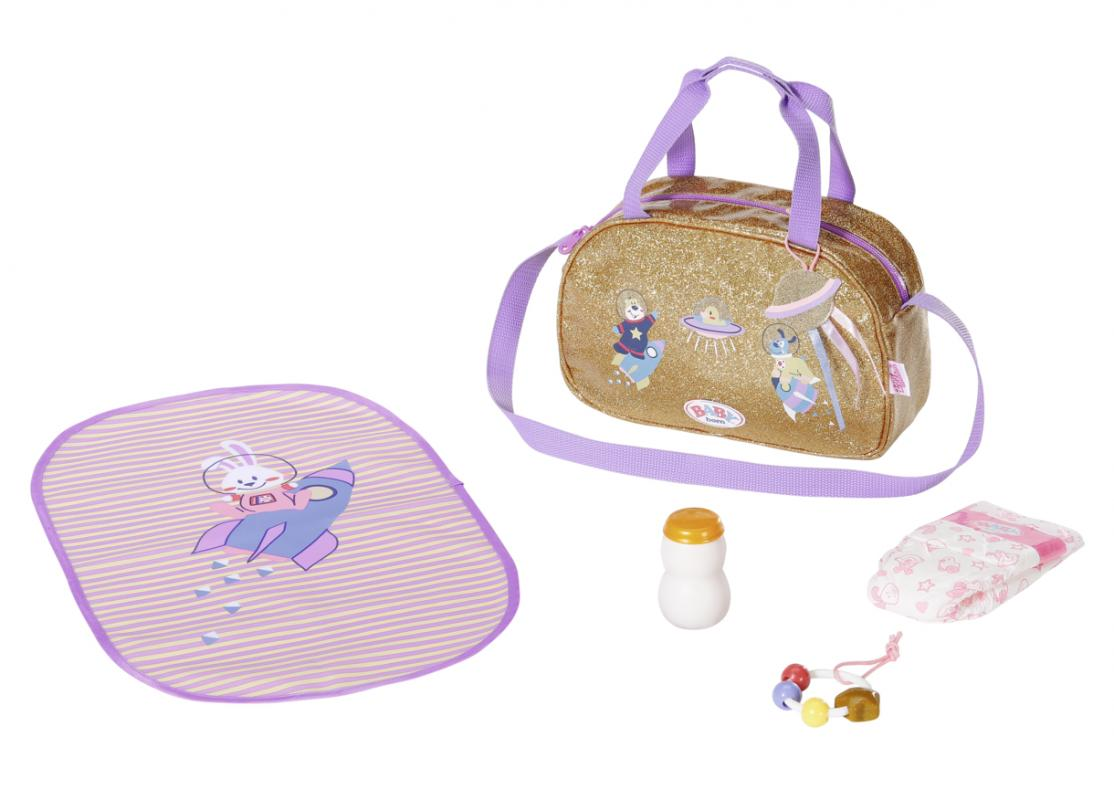 BABY born Přebalovací taška Narozeninová edice