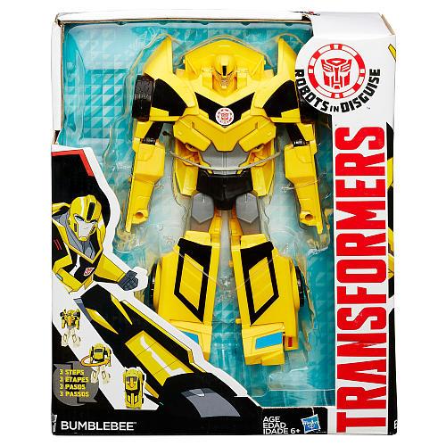 Tra Rid Transformace ve 3 krocích Transformers