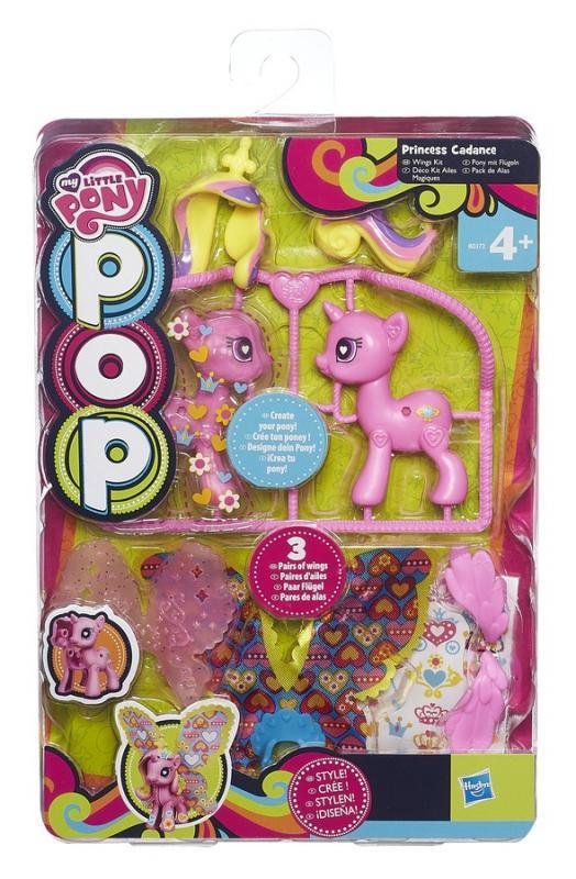 My Little Pony pop balení poníků s křídly