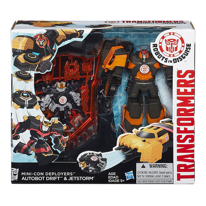 Hasbro Transformers Rid Souboj Miniconů HASBRO