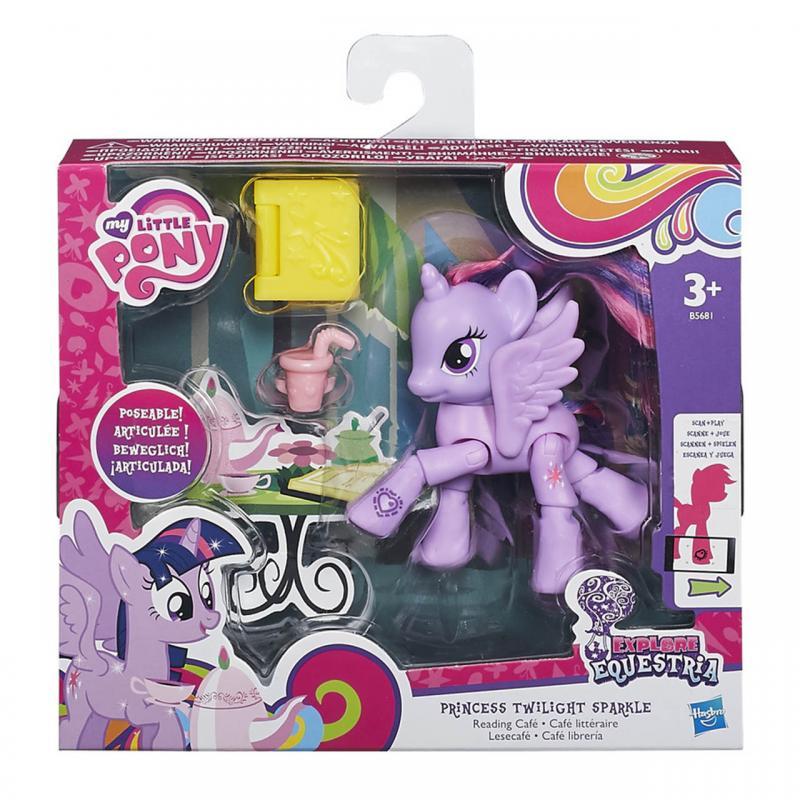 Hasbro My Little Pony Poník s kĺbovými bodmi, viac druhov