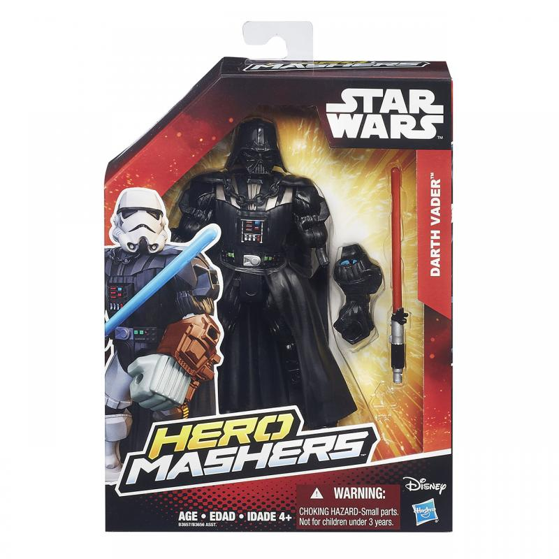Star Wars Hero Mashers figurky, více druhů