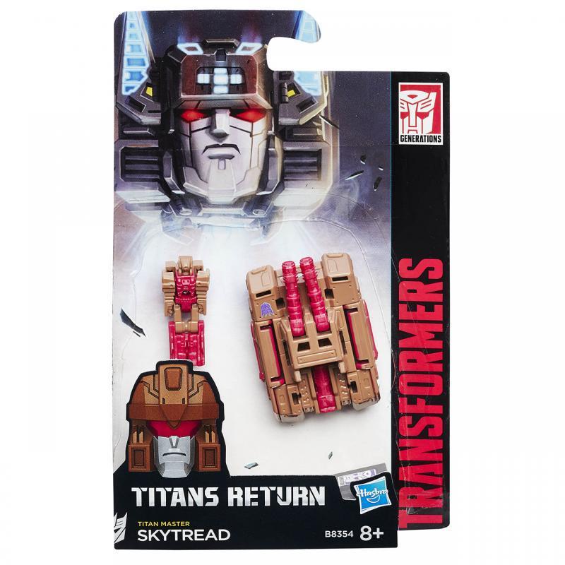 Hasbro Transformers Generation Titan Masters