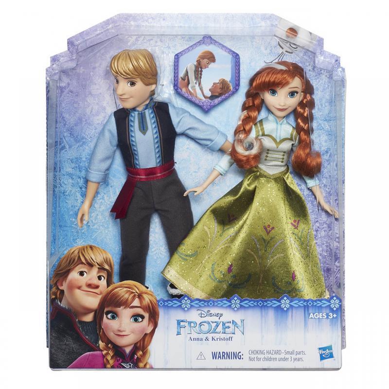 Ledové království Módní panenka dvojbalení