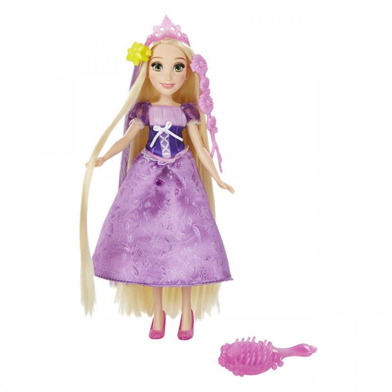 Hasbro Disney Princezny Panenka s vlasovými doplňky, více druhů