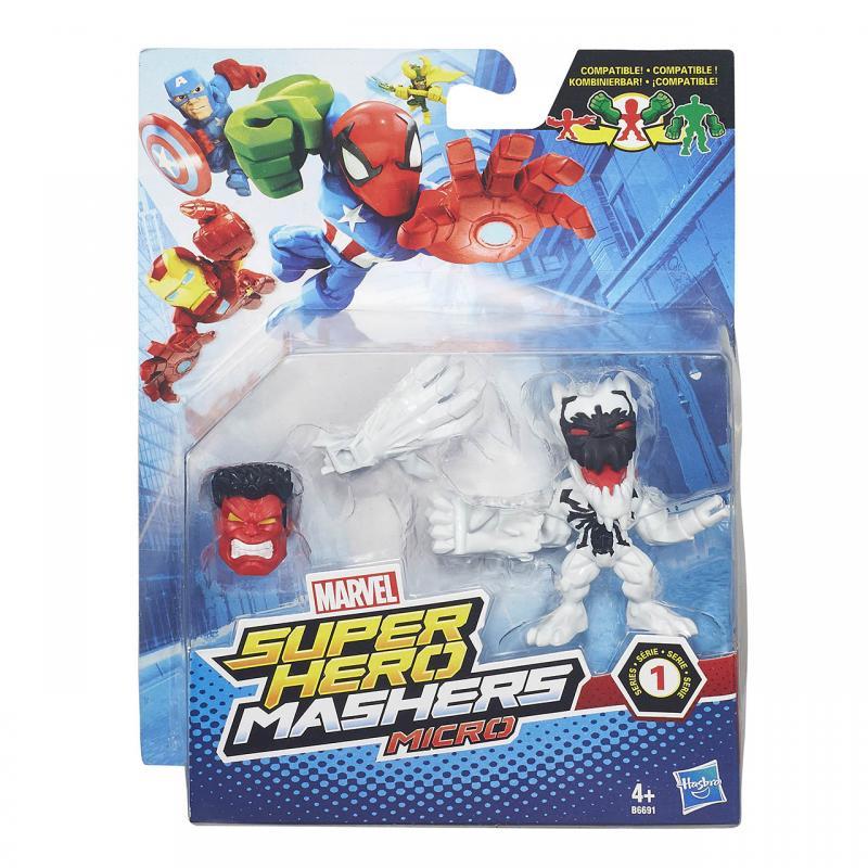 Avengers - Micro Hero Mashers, více druhů