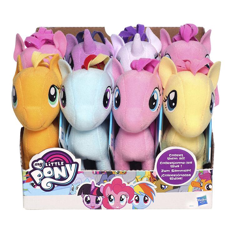 Hasbro My Little Pony 13cm plyšový poník, viac druhov