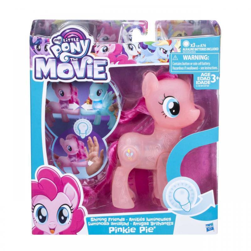 HASBRO My Little Pony Svítící pony, více druhů