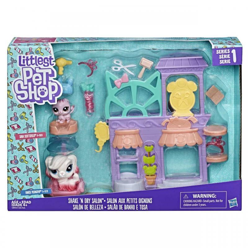 Littlest Pet Shop Hrací set Salon