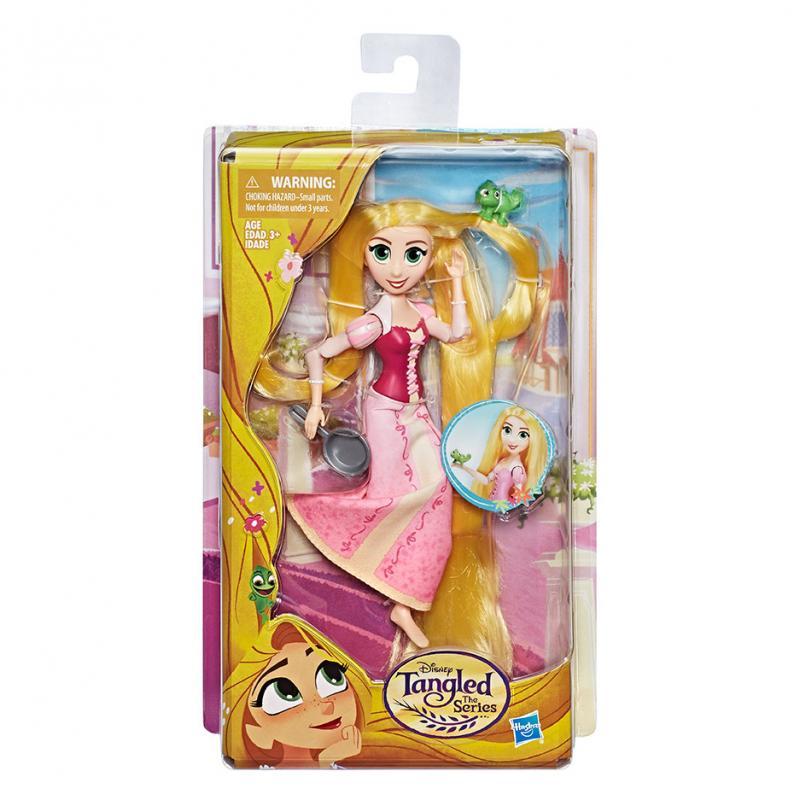 Hasbro Disney Princess Panenka Na Vlásku