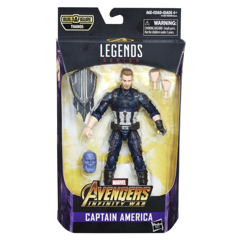Hasbro Avengers Legends 15cm figurka