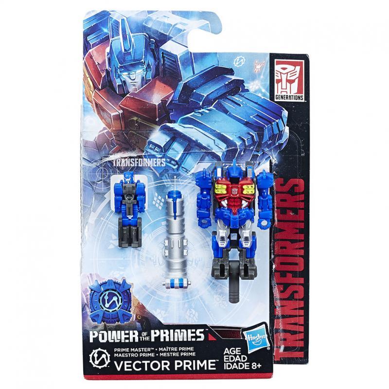 Hasbro Transformers Generace Prime Master, více druhů HASBRO