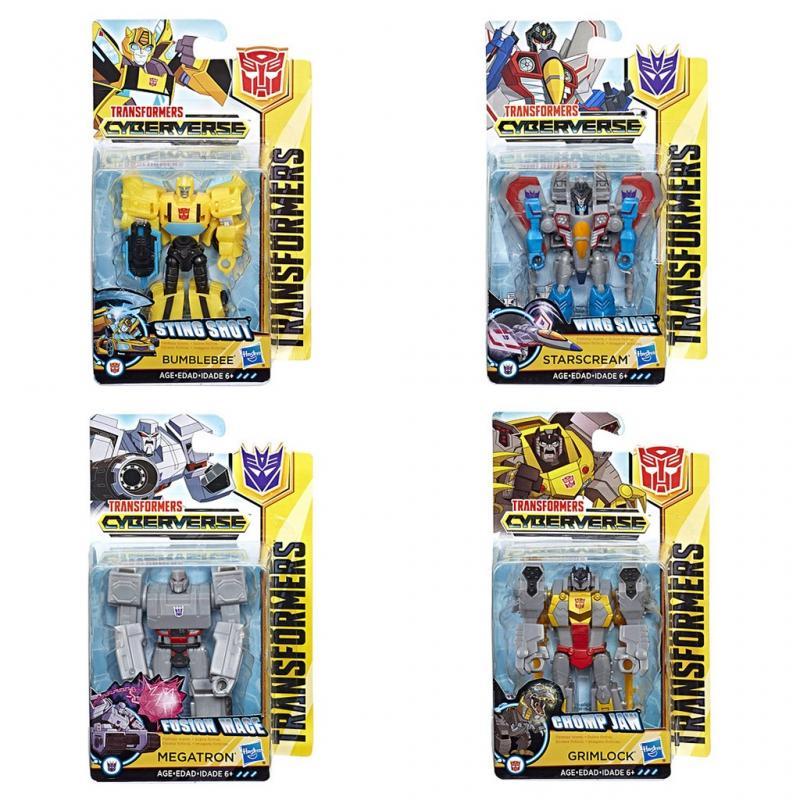Hasbro Transformers Action attacker 8, více druhů HASBRO