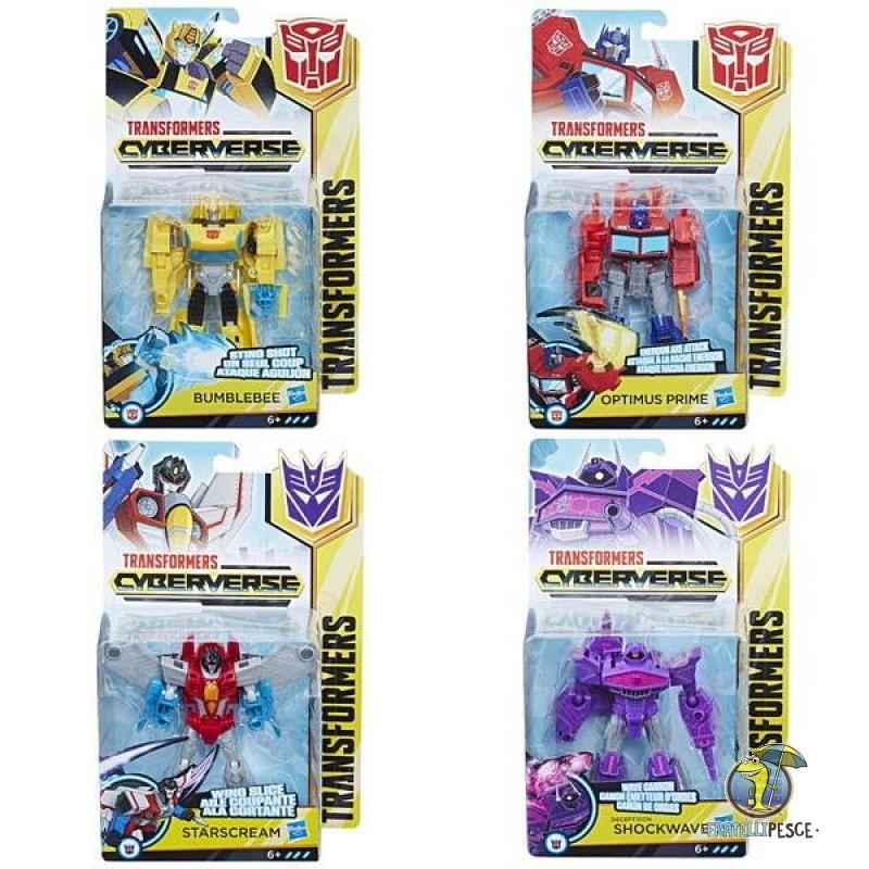 Hasbro Transformers Action attacker 15, více druhů HASBRO