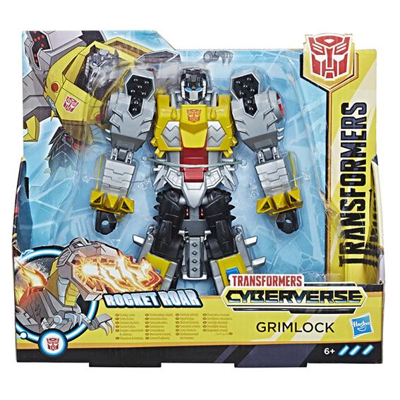 HASBRO Transformers Cyberverse UlTransformers Grimlock figurka HASBRO