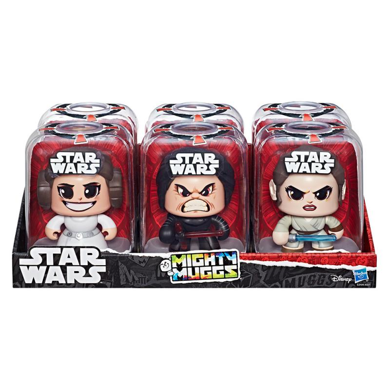 Hasbro Star Wars Mighty Muggs, více druhů