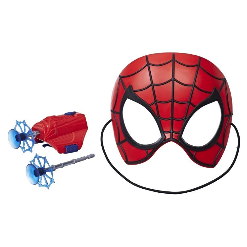 Hasbro Spiderman Maska a výstroj s projektily, více druhů