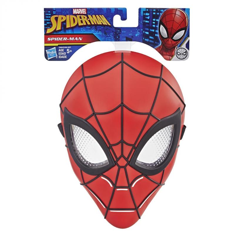 Hasbro Spiderman Maska hrdinu, viac druhov