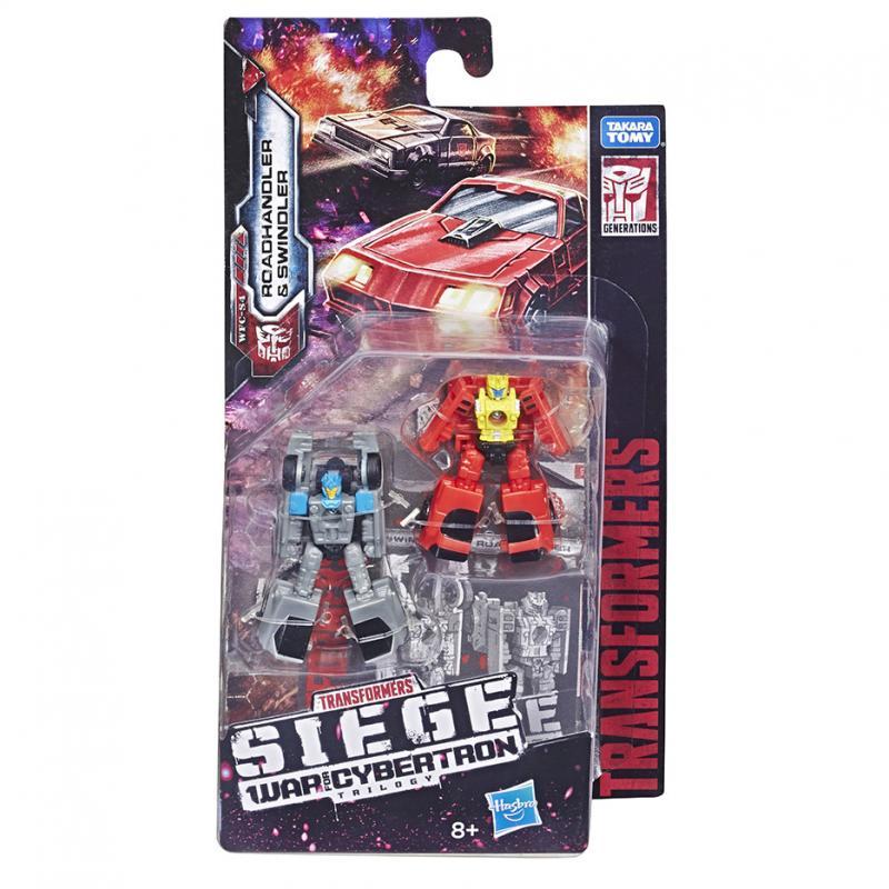Hasbro Transformers Gen WFC Micromaster, více druhů HASBRO