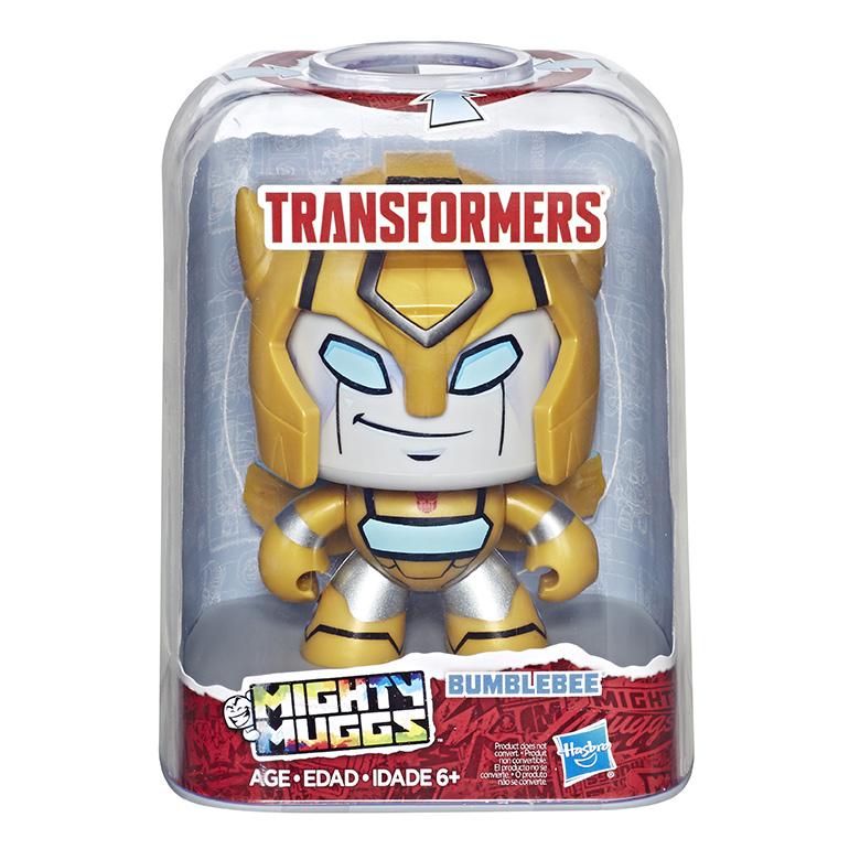 Hasbro Transformers Mighty Muggs, více druhů HASBRO