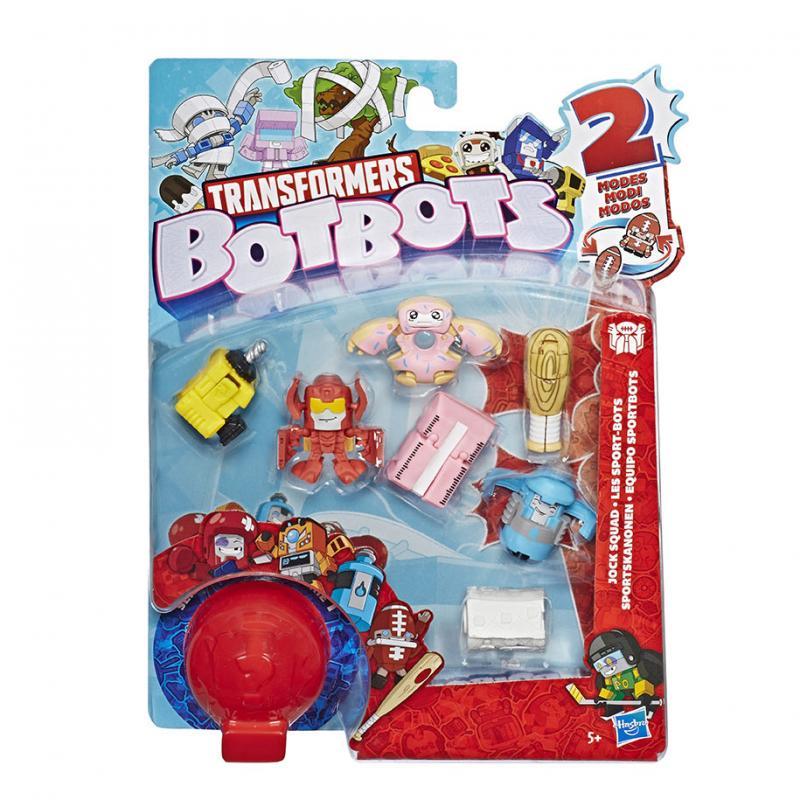 Hasbro Transformers BotBots 8 figurek HASBRO