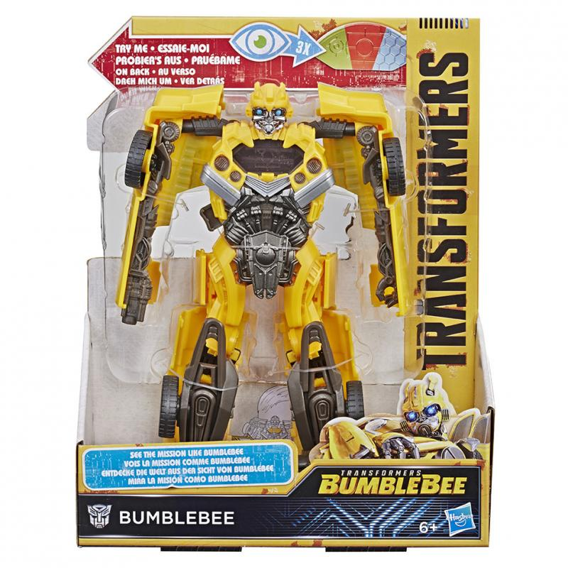 Hasbro Transformers Bumblebee Mission Vision figurka, více druhů HASBRO