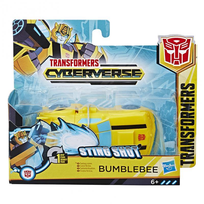 Hasbro Transformers Cyberverse, více druhů HASBRO