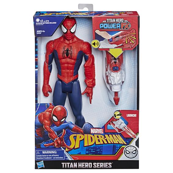 Hasbro Spiderman 30cm mluvící figurka FX