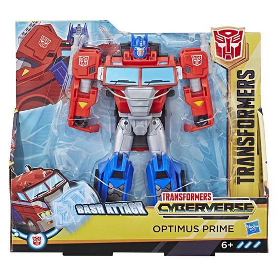 Hasbro Transformers Cyberverse: UlTransformers Optimus Prime
