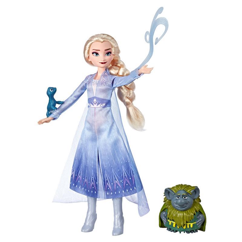 Hasbro Frozen 2 Panenka Elsa s kamarádem