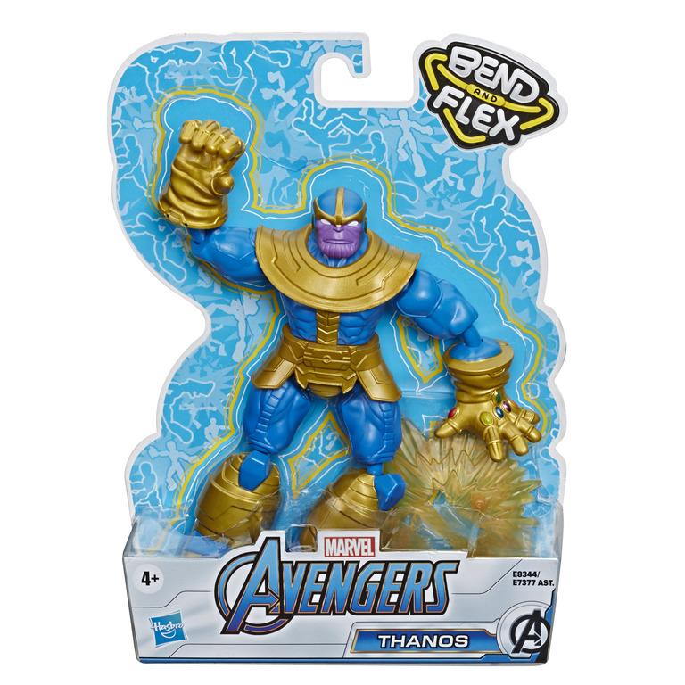 Avengers figurka Bend and Flex