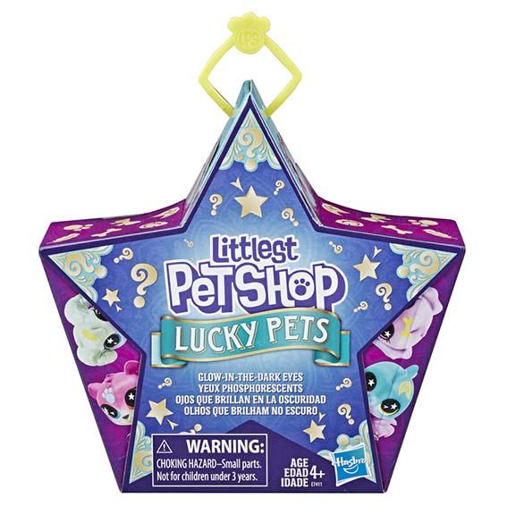 Hasbro Littlest Pet Shop Balení magických zvířátek,