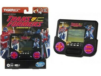 HASBRO TIGER ELECTRONICS: TRANSFORMERS