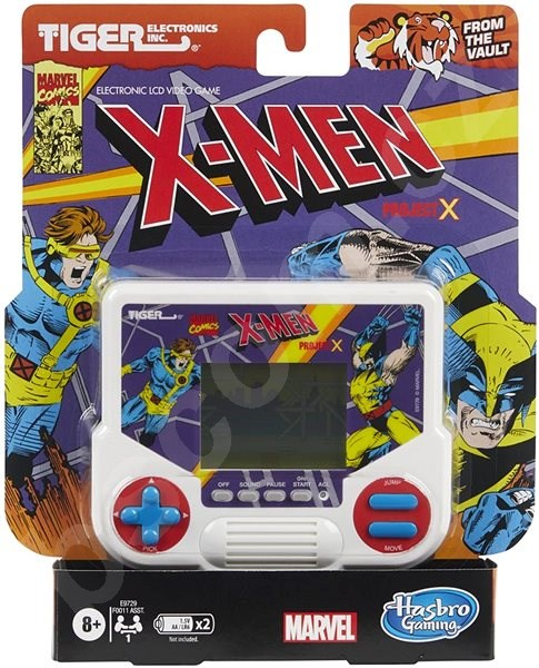 HASBRO TIGER ELECTRONICS: X-MEN