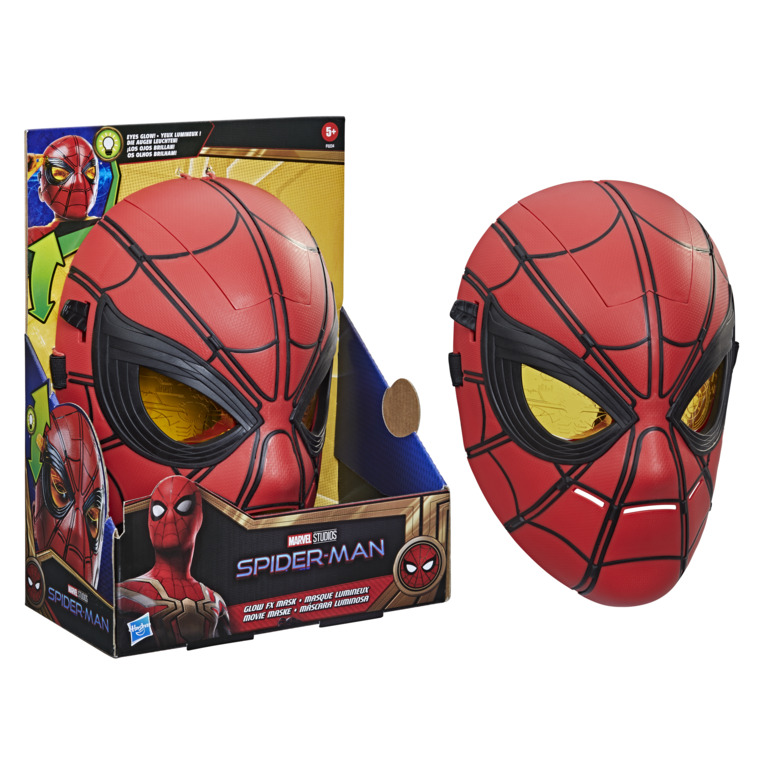 SPIDER-MAN 3 MASKA ŠPIÓN
