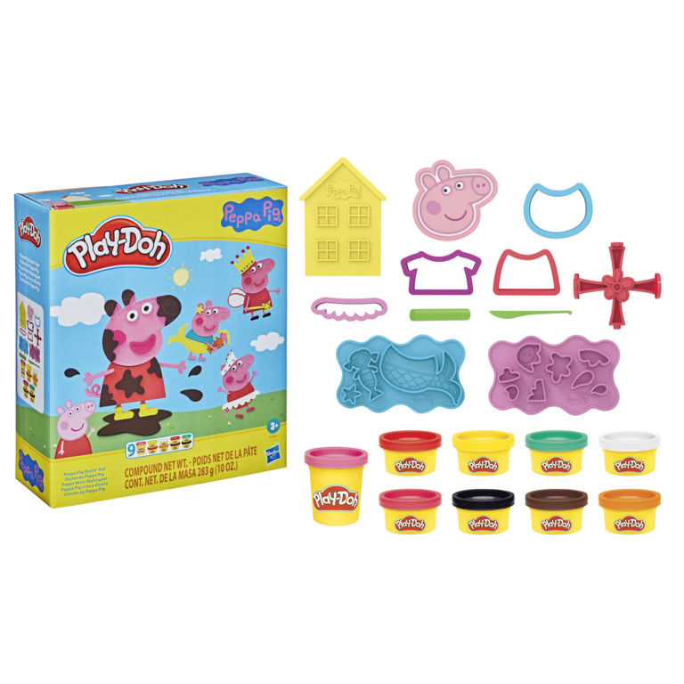 PLAY-DOH PRASÁTKO PEPPA