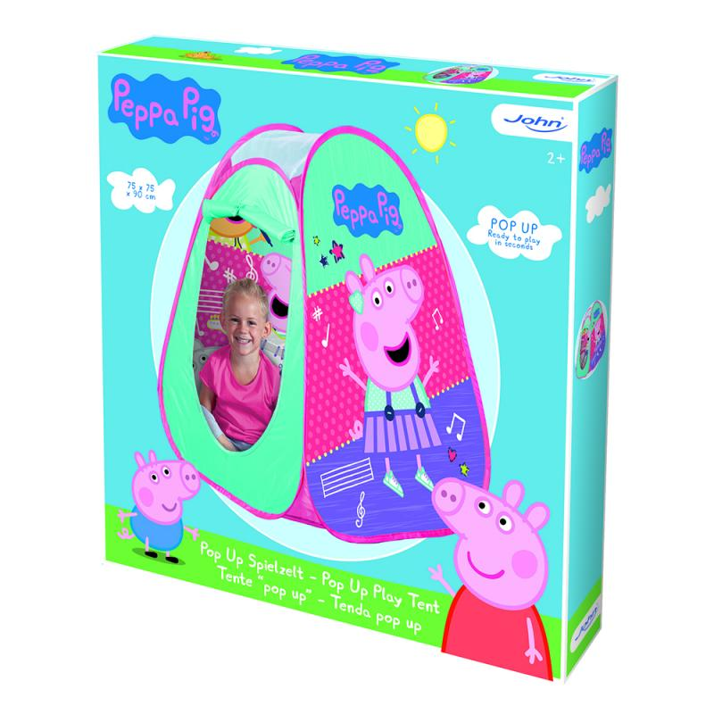 JOHN Pop Up stan Pepa Pig
