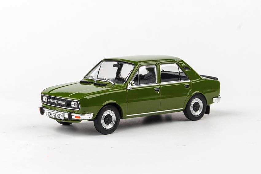 ABREX Škoda 120L (1982) 1:43 - Zelená olivová