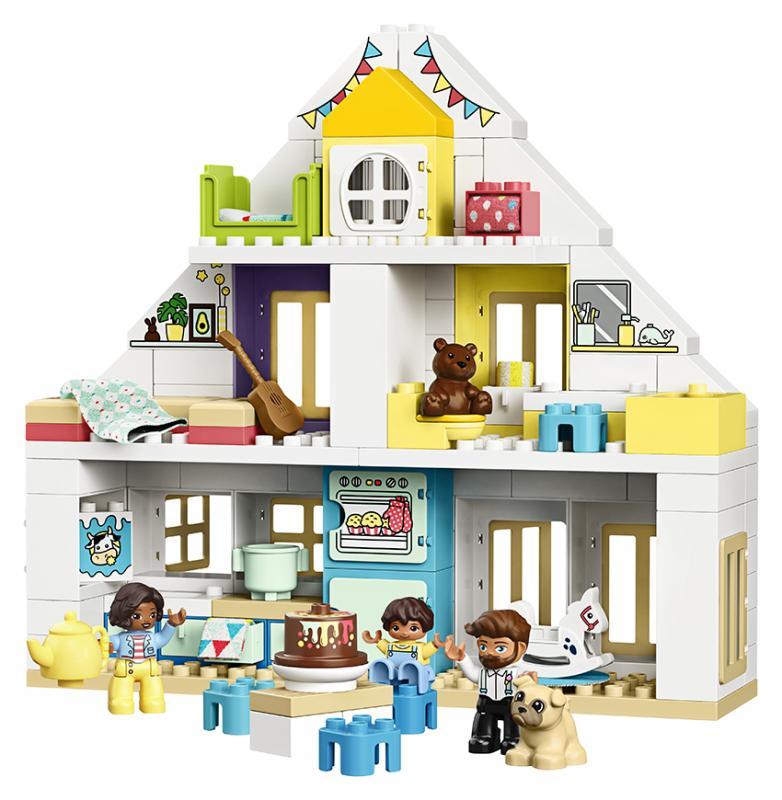 Lego DUPLO Town 10929 Domeček na hraní