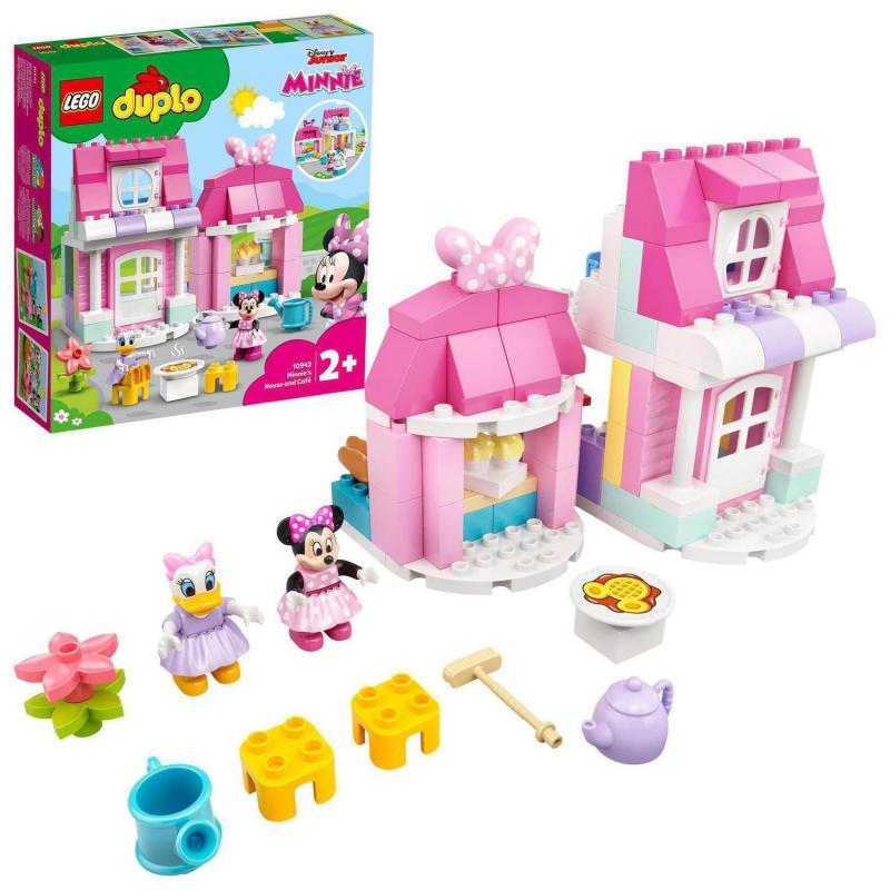 LEGO® DUPLO® | Disney 10942 Domek a kavárna Minnie