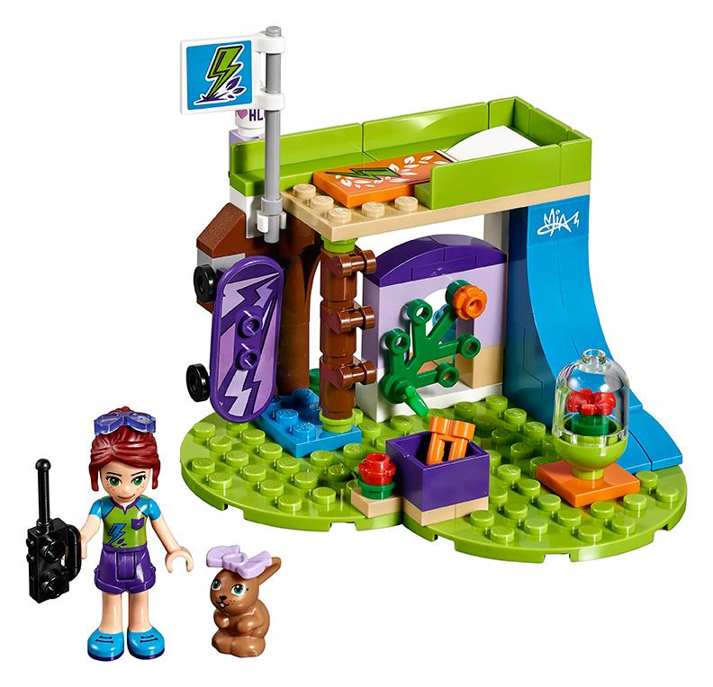 Lego Friends 41327 Mia A Jej Spálňa