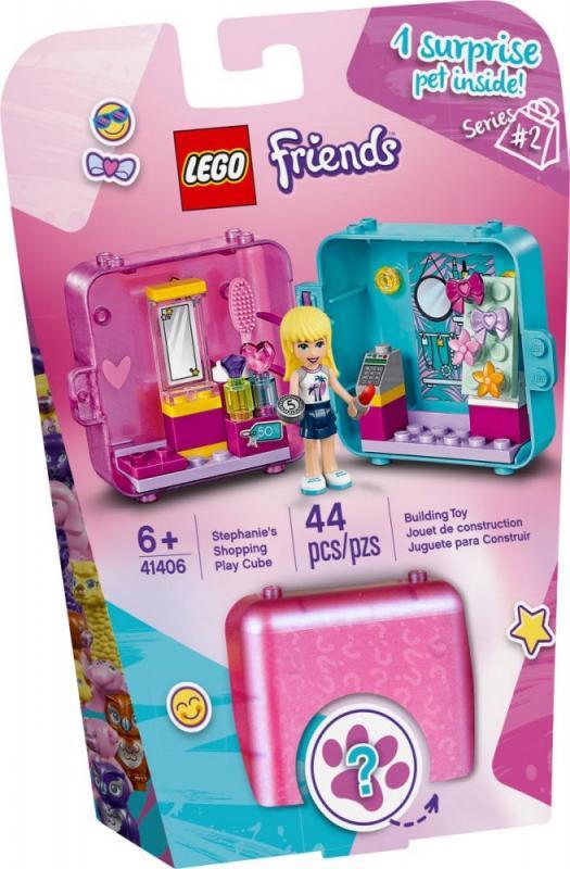 LEGO Herní boxík: Stephanie a móda
