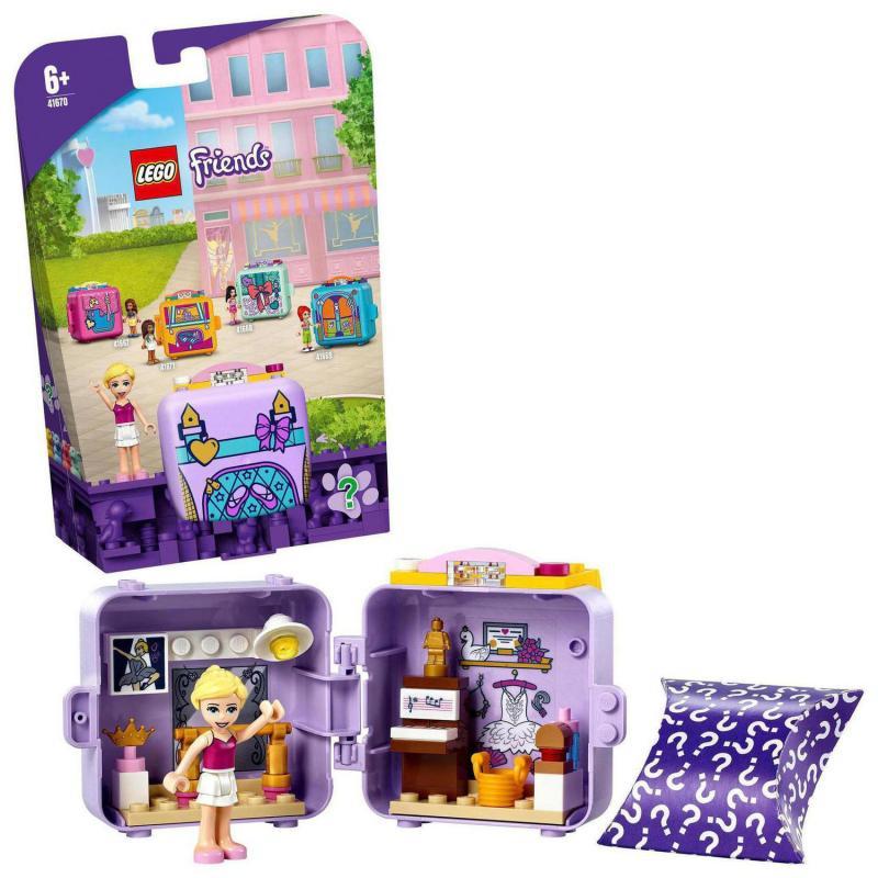 Levně LEGO® Friends 41670 Stephaniin baletní boxík